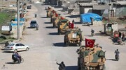 ترکیه تجهیزات جدید به ادلب ارسال کرد