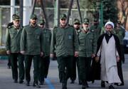 سردار علی فضلی به دانشگاه امام حسین بازگشت+ عکس