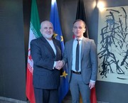 Iran, Germany discuss Europe's JCPOA commitments