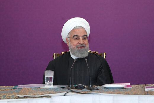 روحانی: من به شوخی یا بخاطر انتخابات نمیگویم که برخی دنبال دیوار کشیدن بین زن و مرد بودند