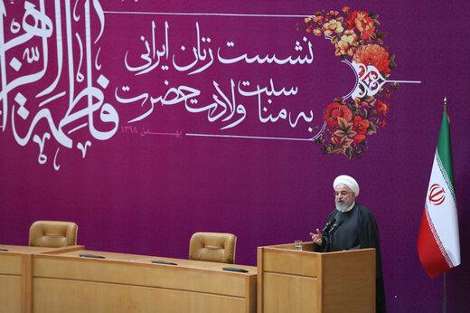 ببینید | روحانی: عدهای سال اول انقلاب میخواستند در دانشگاه بین زنان و مردان دیوار بکشند