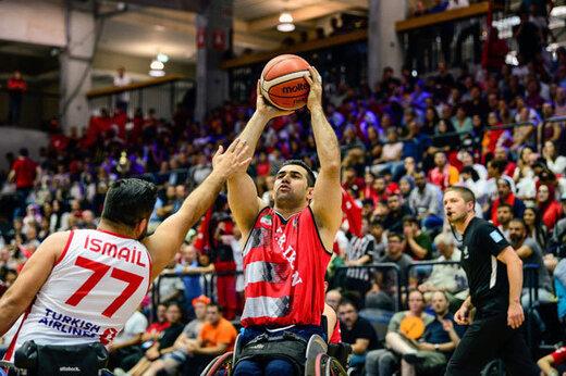 بسکتبال باویلچر پارالمپیکی شد