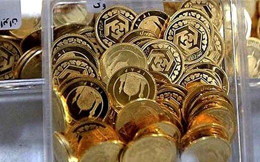 سکه در کانال ۵ میلیون تومان قد کشید