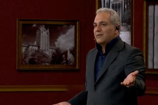 ببینید | کنایه مهران مدیری به سانسور صحبتهای برگزیدگان جشنواره فیلم فجر