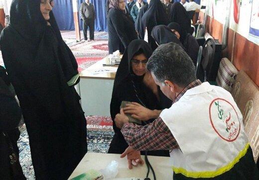 اعزام تیم پزشکی بسیج لرستان به مناطق محروم