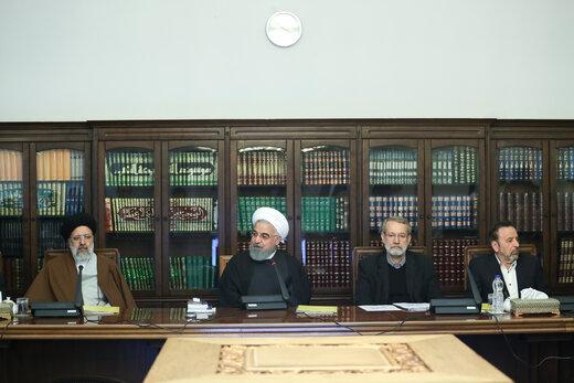 روحانی: یکی از ثمرات انقلاب اسلامی بازکردن فضا برای فعالیت زنان بود/ زنان قبل از انقلاب خانهنشین بودند