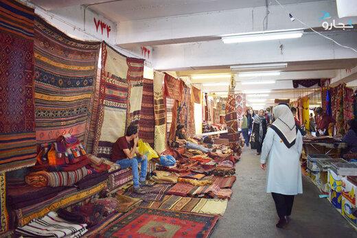 جمعه بازار پروانه تهران اینجا تشکیل میشود