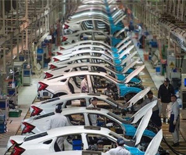 صنعت خودرو