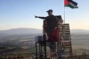 ببینید | رونمایی از تندیس شهید قاسم سلیمانی در مرز لبنان با فلسطین