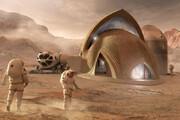ببینید | خانه انسانها در مریخ این گونه خواهد بود