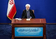 فیلم | روحانی: ما هیچ لیستی به نام لیست دولت در انتخابات نداریم