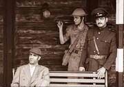 پژمان جمشیدی و سام درخشانی در اولین اکران «خوب، بد، جلف۲؛ ارتـش سـری» /عکس
