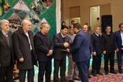 تولیدکنندگان نمونه بخش کشاورزی آذربایجانشرقی تجلیل شدند