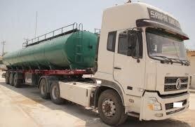 ۲ میلیارد ریال گازوئیل قاچاق در یزد کشف شد