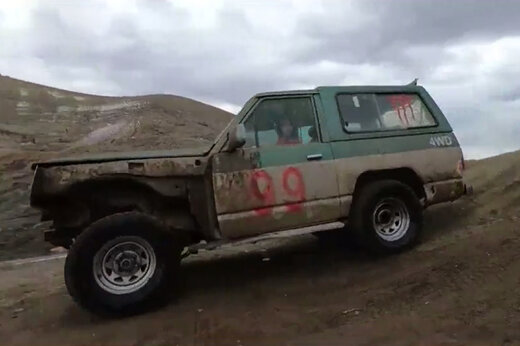 ببینید   مهارت عجیب پسر 9 ساله ایرانی در رانندگی آفرود
