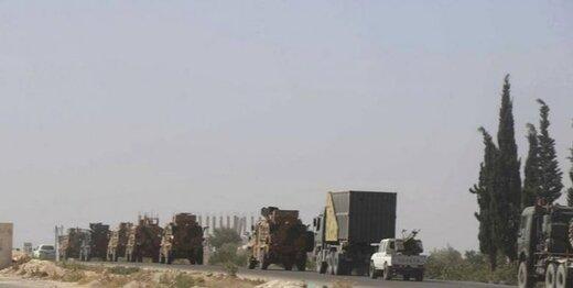 ترکیه باز هم به سوریه نیروی نظامی فرستاد