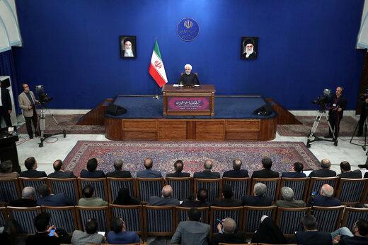 Rouhani: Iran successfully overcomes maximum pressure