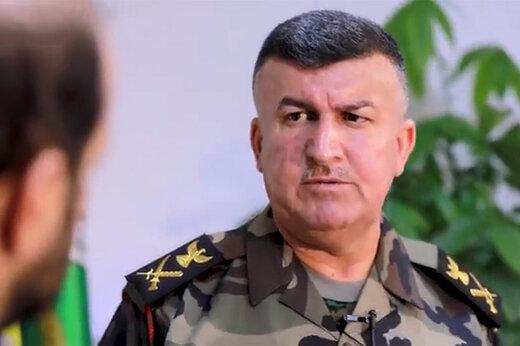 ببینید | ماجرای عکس معروف نیروهای پیشمرگ کرد با شهید سلیمانی