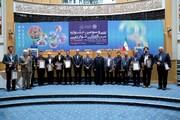 روحانی اینگونه از صاحبان ۱۵ طرح برگزیده جشنواره بینالمللی خوارزمی تقدیر کرد+عکس
