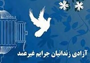 ۱۰۰ مددجوی جرایم غیرعمد در کرمان آزاد شدند