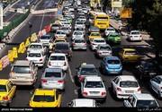 اعلام آمار خودروهای با جریمه بیش از یک میلیون تومان