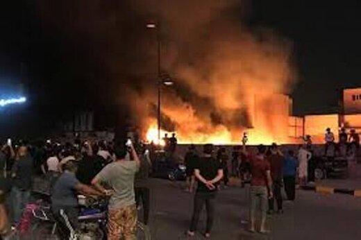 عملیات داعش علیه معترضان عراقی خنثی شد