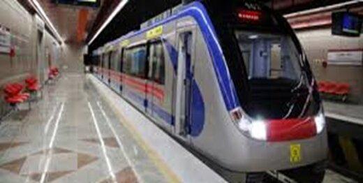 خط ۳ مترو به ایستگاه راه آهن متصل میشود؛ افتتاح پیاده راه استاد شهریار تا نوروز
