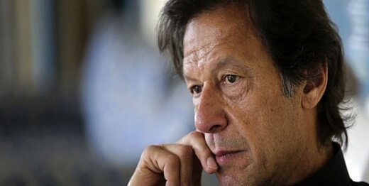 درخواست عمران خان از واشنگتن درباره تهران