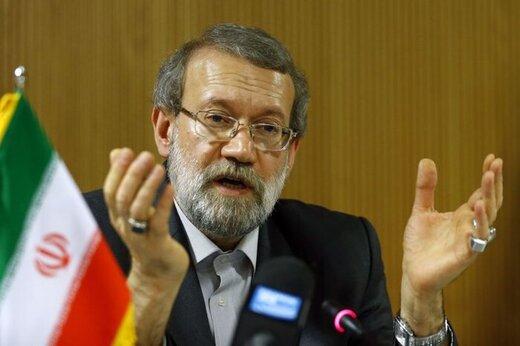 Larijani: Iran favors free, independent, flourishing Lebanon