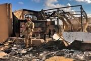 سناتور آمریکایی برای بررسی تلفات به پایگاه عین الاسد رفت