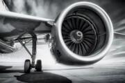 ببینید | تصاویری از قدرتنمایی موتور یک هواپیما حین تیکآف