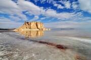 افزایش ۰.۵ متری تراز دریاچه ارومیه نسبت به سال گذشته