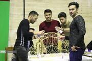 دانشگاه آزاد اسلامی زنجان میزبان مسابقات کشوری سازههای ماکارونی