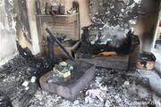سه کشته بر اثر آتش سوزی یک منزل مسکونی در بندرعباس