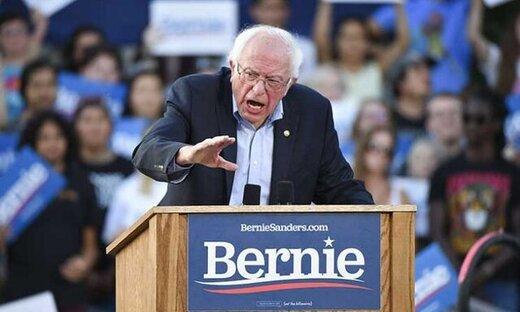 سندرز: نخستین رئیسجمهور یهودی آمریکا میشوم
