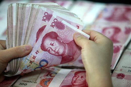 چین اسکناسها را استریلیزه میکند