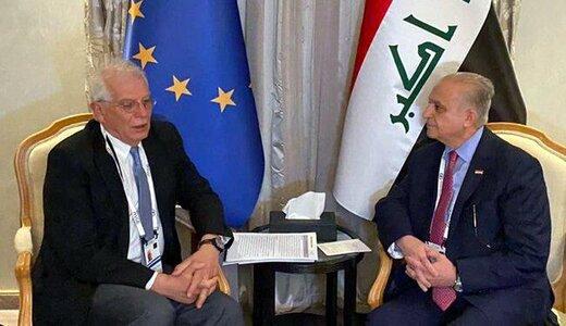 عراق : پایگاهی برای تعرض به دیگران نخواهیم بود