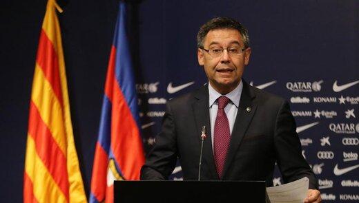 رئیس بارسلونا پیش از برکناری استعفا میدهد؟