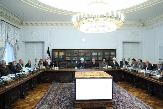 روحانی: سند اهداف دوره های تحصیلی آموزشی و پرورشی بسیار مهم و ارزشمند است