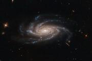 ببینید | تصویری از کهکشان مارپیچ NGC 2008 که ۴۲۵ میلیون سال نوری از زمین فاصله دارد