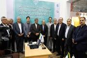 افتتاح دبیرخانه دائمی همایشها و نمایشگاههای نفت و پتروشیمی در کیش