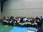 کسب 3 مدال کشوری توسط بانوان کونگفوکار چهارمحال وبختیاری در رقابتهای انتخابی