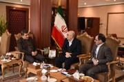 دیدار رییس سازمان امور مالیاتی کشور با استاندار البرز