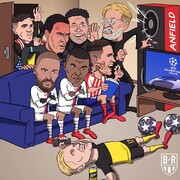 ببینید: آخرین وضعیت تیمهای اروپایی بعد از بازیهای دیشب!