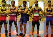 ایران؛ قهرمان کشتی فرنگی قهرمانی آسیا شد