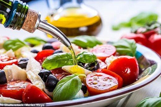 تقویت حافظه و کاهش ضعف بنیه با مصرف غذاهای مدیترانهای
