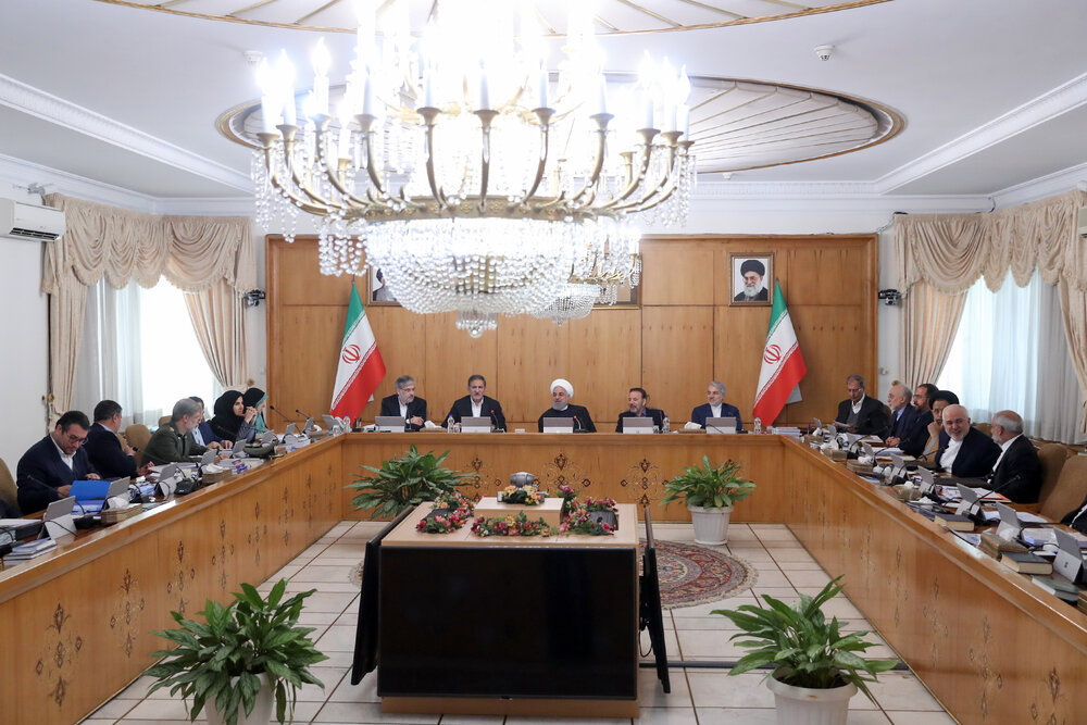 Rouhani: US to come to its knees sooner or later