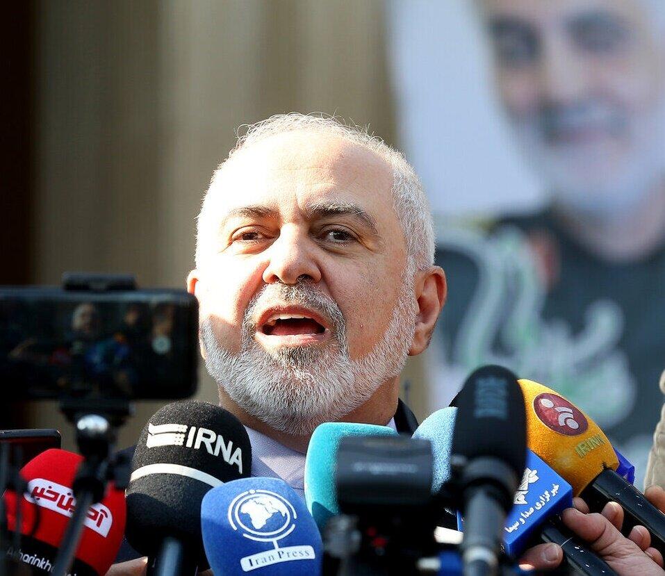 Zarif: We are facing US economic terrorism