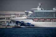 مرگ دو نفر از مسافران کشتی ژاپنی به خاطر کرونا