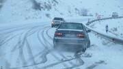 پرهیز رانندگان از سفرهای غیر ضروری در محورهای لرستان